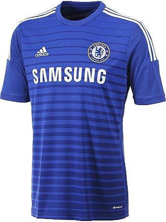 Camisa oficial Chelsea 2014 2015 I Adidas jogador