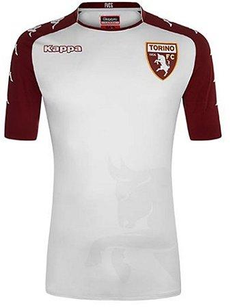Camisa oficial Kappa Torino 2017 2018 II jogador