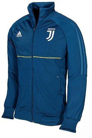 Jaqueta oficial Adidas Juventus 2017 2018 Azul