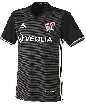 Camisa oficial Adidas Lyon 2017 2018 III jogador