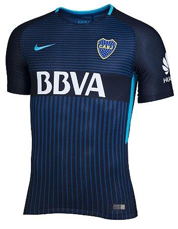 Camisa oficial Nike Boca Juniors 2017 2018 III jogador