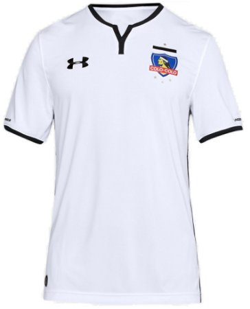 Camisa oficial Under Armour Colo Colo 2018 I jogador
