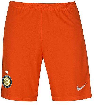 Calção oficial Nike Inter de Milão 2017 2018 I goleiro