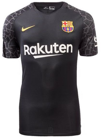 Camisa oficial Nike Barcelona 2017 2018 II goleiro