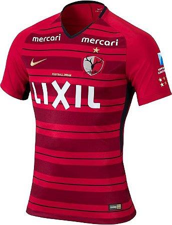 Camisa oficial Nike Kashima Antlers 2018 I jogador
