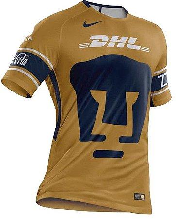 Camisa oficial Nike Pumas Unam 2017 2018 III jogador