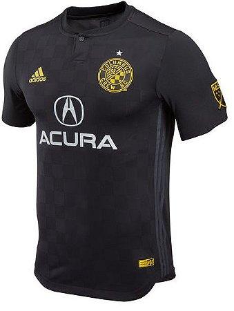 Camisa oficial Adidas Columbus Crew 2018 II jogador