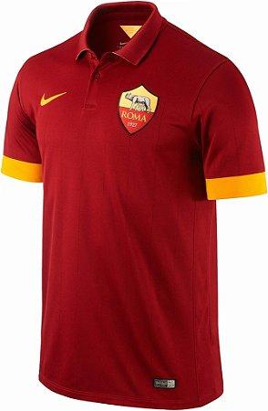 Camisa oficial Nike Roma  2014 2015 I jogador