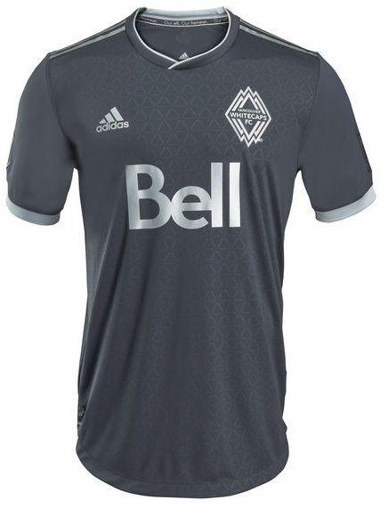 Camisa oficial Adidas Vancouver Whitecaps 2018 II jogador