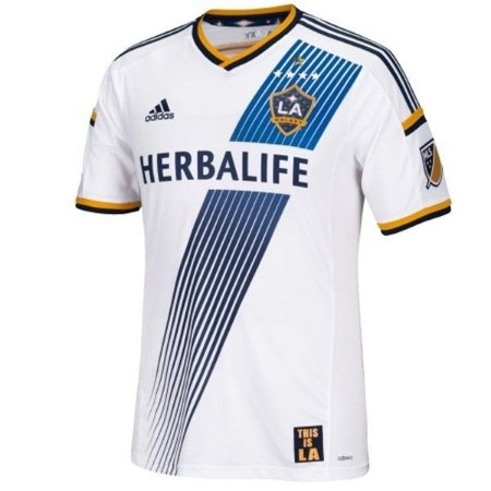 Camisa oficial Adidas Los Angeles Galaxy 2015 I jogador