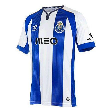 Camisa oficial Warrior Porto 2014 2015 I jogador