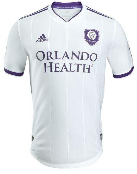 Camisa oficial Adidas Orlando City 2018 II jogador