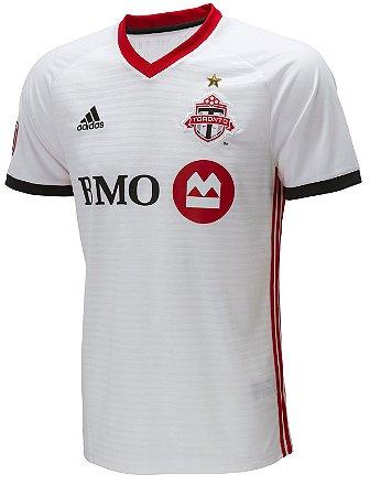 Camisa oficial Adidas Toronto FC 2018 II jogador