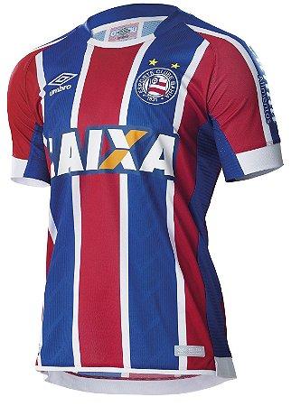 Camisa oficial Umbro Bahia 2017 II jogador