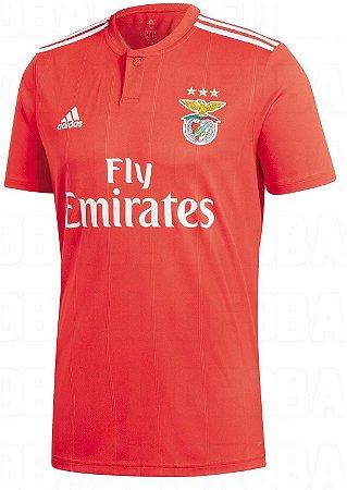 Camisa oficial Adidas Benfica 2018 2019 I jogador