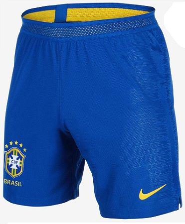 Calção oficial Nike seleção do Brasil 2018 I jogador