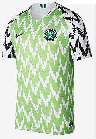 Camisa oficial Nike seleção da Nigéria 2018 I jogador