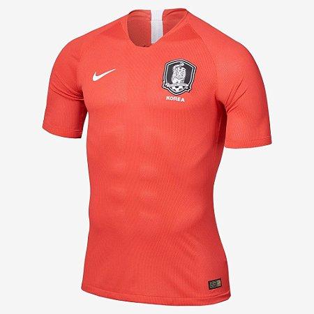 Camisa oficial Nike seleção da Coreia do Sul 2018 I jogador