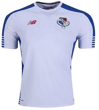 Camisa oficial New Balance seleção do Panama 2018 II jogador
