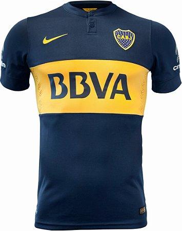 Camisa oficial Nike Boca Juniors 2014 2015 I Jogador
