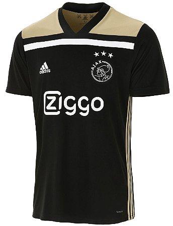 Camisa oficial Adidas Ajax 2018 2019 II jogador