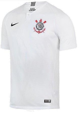 Camisa oficial Nike Corinthians 2018 I jogador