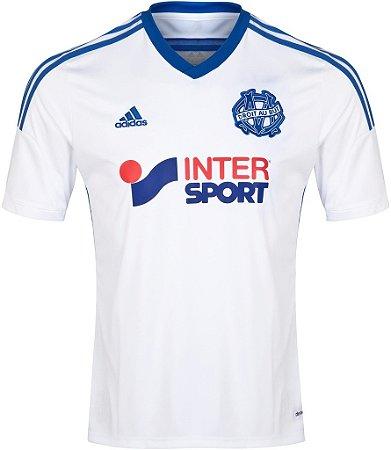 Camisa oficial Adidas Olympique de Marselha 2014 2015 I jogador