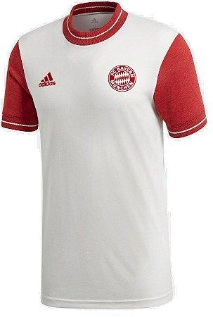 Camisa oficial Adidas Bayern de Munique 2017 2018 Icon