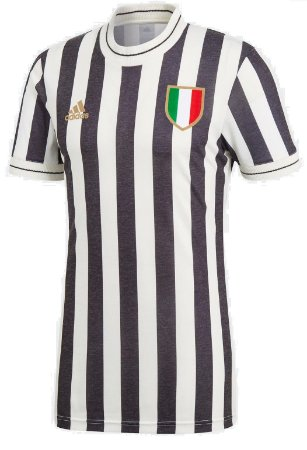 Camisa oficial Adidas Juventus 2017 2018 Icon
