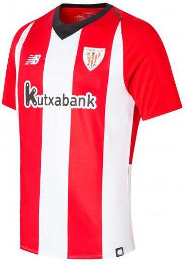 Camisa oficial New Balance Atletico de Bilbao 2018 2019 I jogador