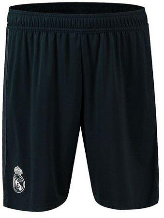 Calção oficial Adidas Real Madrid 2018 2019 II jogador