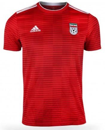 Camisa oficial Adidas Seleção do Irã 2018 II jogador