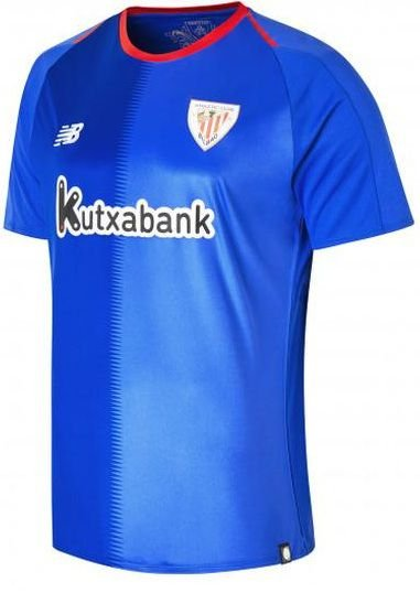 Camisa oficial New Balance Atletico de Bilbao 2018 II jogador