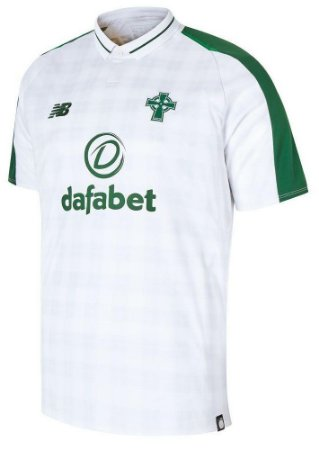 Camisa oficial New Balance Celtic 2018 2019 II jogador
