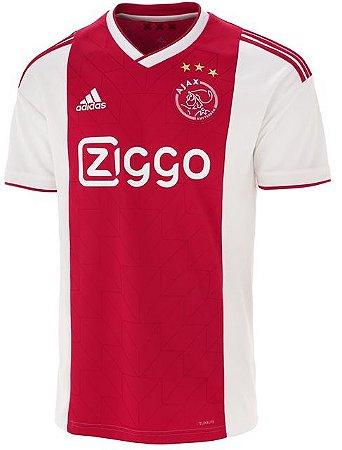 Camisa oficial Adidas Ajax 2018 2019 I jogador