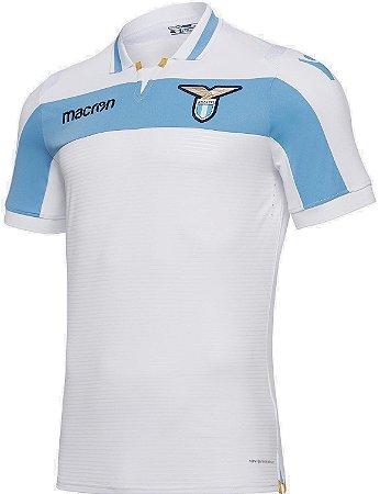 Camisa oficial Macron Lazio 2018 2019 II jogador