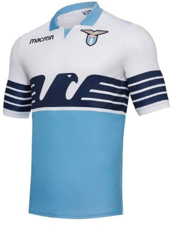 Camisa oficial Macron Lazio 2018 2019 I jogador