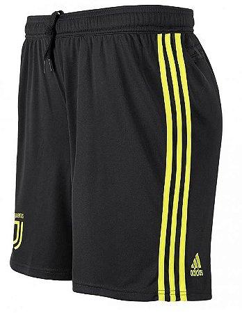 Calção oficial Adidas Juventus 2018 2019 III jogador