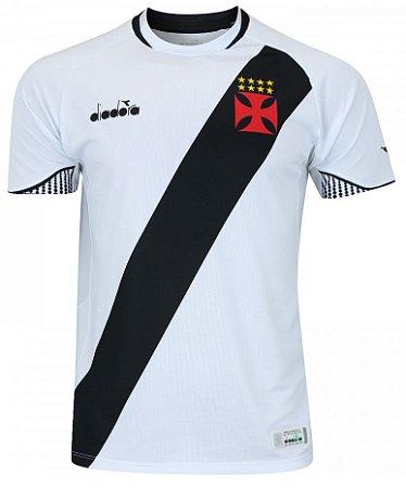 Camisa oficial Diadora Vasco da Gama 2018 II jogador