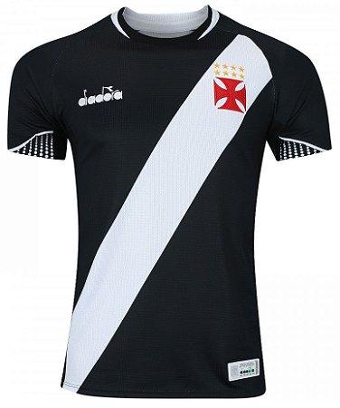 Camisa oficial Diadora Vasco da Gama 2018 2019 I jogador