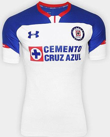 Camisa oficial Under Armour Cruz Azul 2018 2019 II jogador