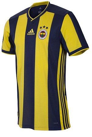 Camisa oficial Adidas Fernebahçe 2018 2019 I jogador
