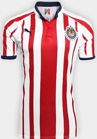 Camisa oficial Puma Chivas Guadalajara 2018 2019 I jogador