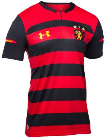 Camisa oficial Under Armour  Sport Recife 2018 I jogador