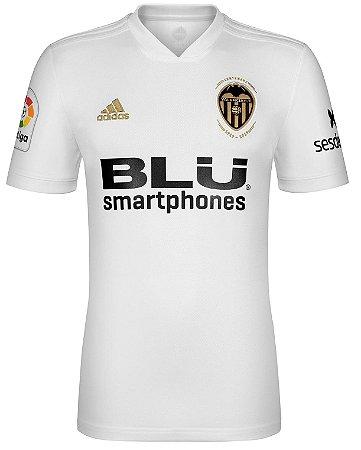 Camisa oficial Adidas Valencia 2018 2019 I jogador