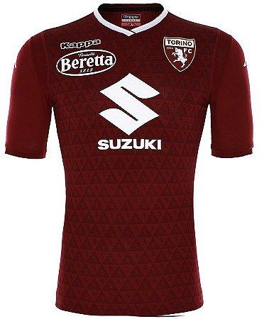 Camisa oficial Kappa Torino 2018 2019 I jogador