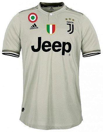 Camisa oficial Adidas Juventus 2018 2019 II jogador