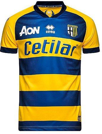 Camisa oficial Errea Parma 2018 2019 II jogador