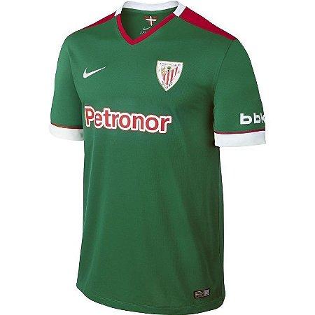 Camisa oficial nike Atlético de Bilbao 2014 2015 II jogador