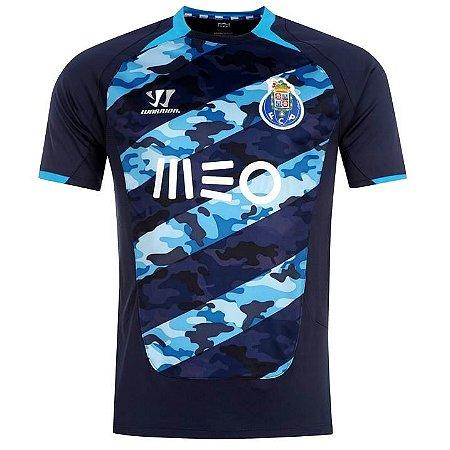 Camisa oficial Warrior Porto 2014 2015 II jogador